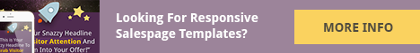 responsive salespage templates